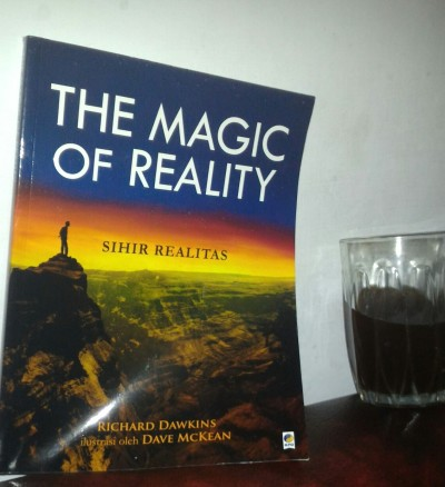 Buku The Magic of Reality